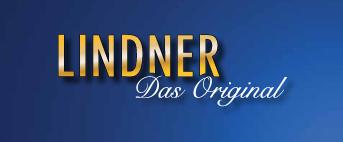 Logo Lindner, produits de vente de matériel pour collectionneurs, en vente chez AMDC