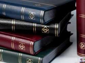 4 coloris sont disponibles pour les albums 64 pages fond noirs de chez AMDC